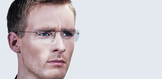 Rimless Glasses
