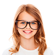 Kids Optical Eyeglasses by Overnight Glasses