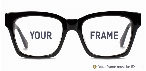 Order Glasses and Frames from Overnight Glasses