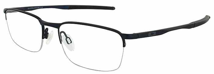 Oakley Prescription Glasses Model BARRELHOUSE 0.5-MATTE MIDNIGHT-45