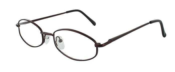 Prescription Glasses Model 7710-BURGUNDY-45