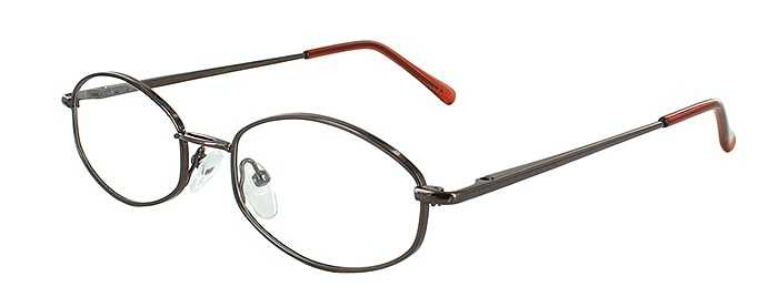 Prescription Glasses Model 7710-COFFEE-45