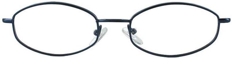 Prescription Glasses Model 7710-INK-FRONT