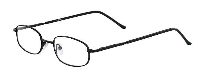Prescription Glasses Model 7712-BLACK-45