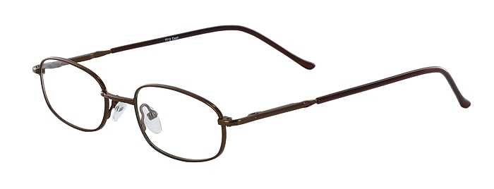 Prescription Glasses Model 7712-COFFEE-45