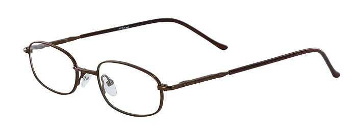 Prescription Glasses Model 7712-COFFEE-45