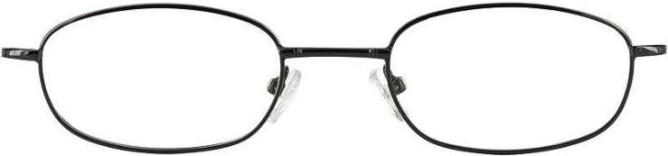 Prescription Glasses Model 7712-GUNMETAL-FRONT