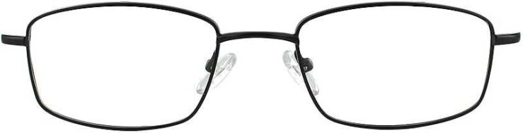 Prescription Glasses Model 7713-BLACK-FRONT