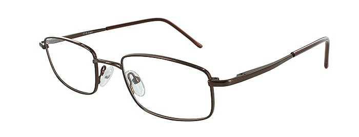 Prescription Glasses Model 7713-COFFEE-45