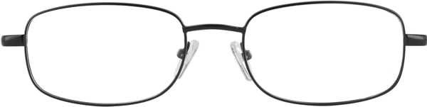 Prescription Glasses Model 7719-BLACK-FRONT
