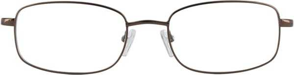 Prescription Glasses Model 7719-COFFE-FRONT