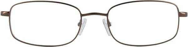 Prescription Glasses Model 7719-COFFE-FRONT