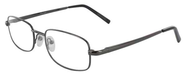 Prescription Glasses Model 7719-GUNMETAL-45