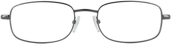 Prescription Glasses Model 7719-GUNMETAL-FRONT