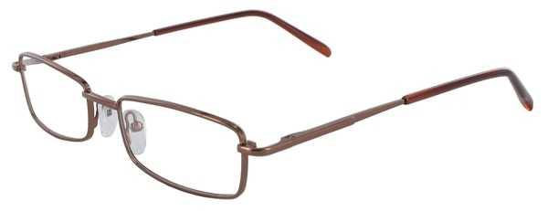 Prescription Glasses Model 7720-COFFEE-45
