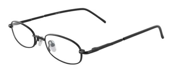 Prescription Glasses Model 7722-GUNMETAL-45