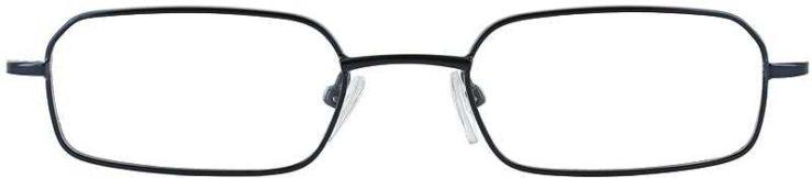 Prescription Glasses Model 7729-BLUE-FRONT