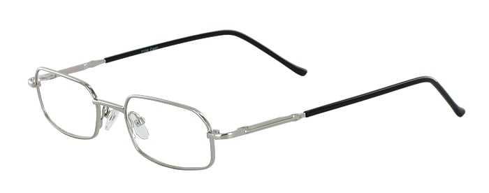 Prescription Glasses Model 7729-SILVER-45