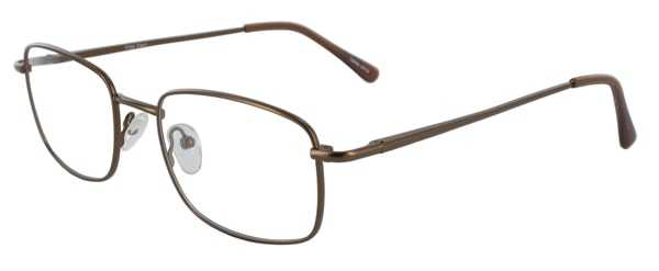 Prescription Glasses Model 7730-BROWN-45