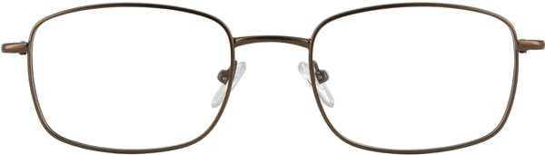 Prescription Glasses Model 7730-BROWN-FRONT