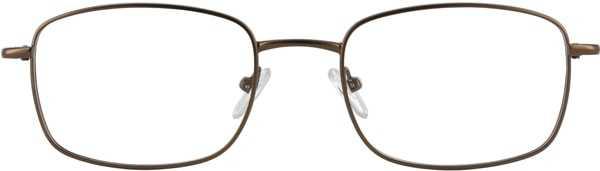 Prescription Glasses Model 7730-BROWN-FRONT