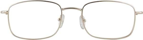 Prescription Glasses Model 7730-GOLD-FRONT