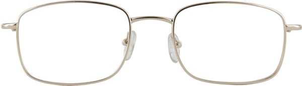Prescription Glasses Model 7730-GOLD-FRONT