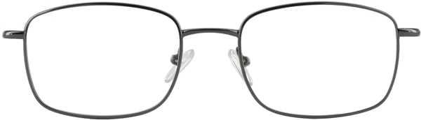 Prescription Glasses Model 7730-GUNMETAL-FRONT