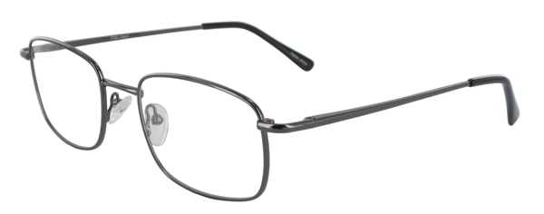 Prescription Glasses Model 7730-GUNMRTAL-45