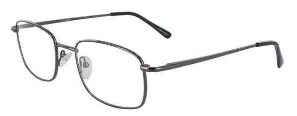 Prescription Glasses Model 7730-GUNMRTAL-45