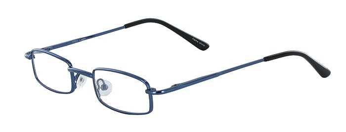 Prescription Glasses Model 7731-BLUE-45
