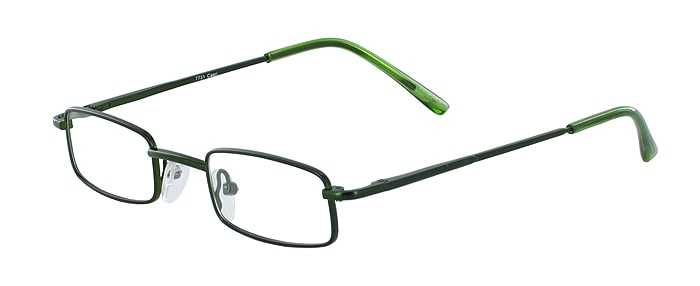 Prescription Glasses Model 7731-GREEN-45