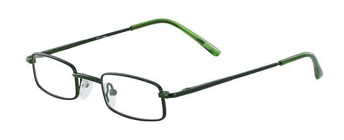Prescription Glasses Model 7731-GREEN-45