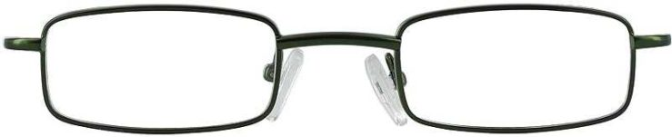 Prescription Glasses Model 7731-GREEN-FRONT