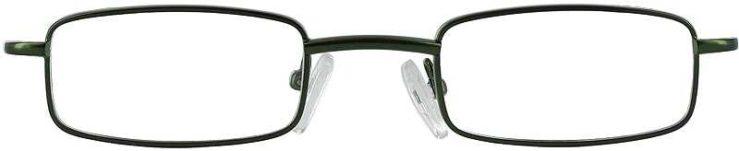 Prescription Glasses Model 7731-GREEN-FRONT