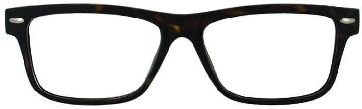 Prescription Glasses Model ACADEMY-TORTOISE-FRONT