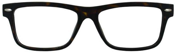 Prescription Glasses Model ACADEMY-TORTOISE-FRONT