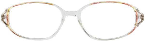 Prescription Glasses Model APRIL-PINK-FRONT