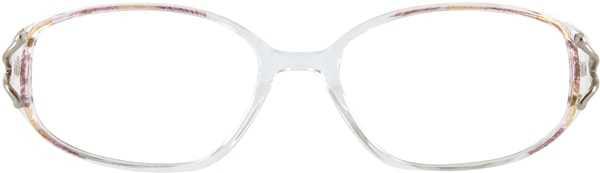 Prescription Glasses Model APRIL-ROSE-FRONT