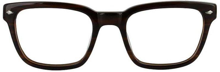 Prescription Glasses Model ART-301-BROWN-FRONT