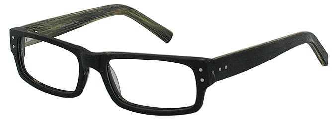 Prescription Glasses Model ART-302-BLACK-45