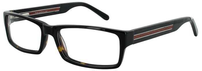 Prescription Glasses Model ART305-TORTOISE BLACK-45