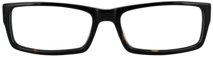 Prescription Glasses Model ART305-TORTOISE BLACK-FRONT
