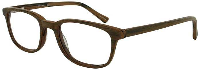 Prescription Glasses Model ART309-BAMBOO-45