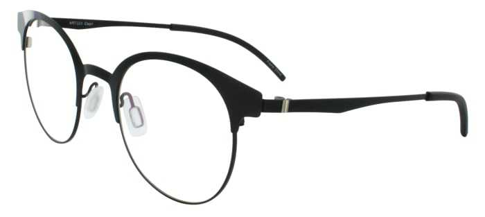 Prescription Glasses Model ART323-BLACK-45