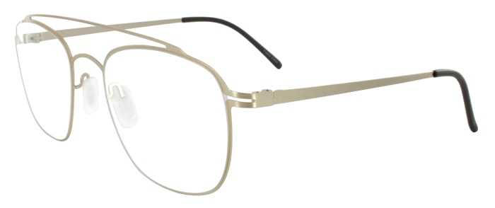 Prescription Glasses Model ART324-GOLD-45