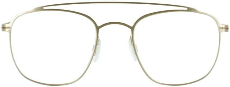 Prescription Glasses Model ART324-GOLD-FRONT