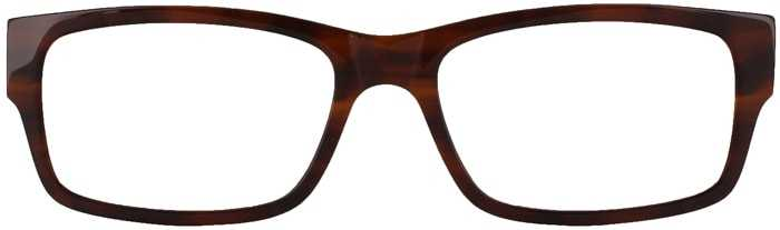 Prescription Glasses Model ART404-HAVANA-CREME-front