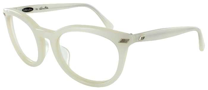 Blind Prescription Glasses Model BLINDE-IN-ROUND-ABOUT-0608-45