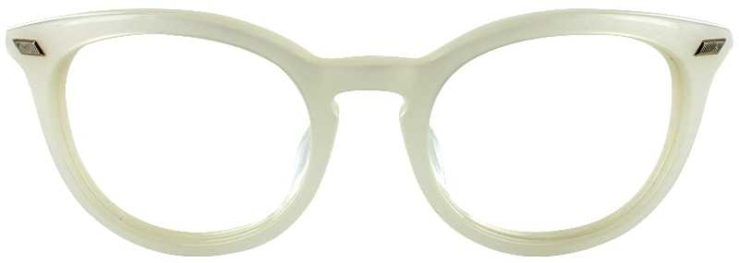 Blind Prescription Glasses Model BLINDE-IN-ROUND-ABOUT-0608-FRONT